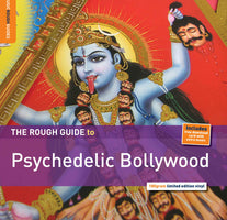 Compilation ‎– The Rough Guide To Psychedelic Bollywood - New Vinyl Record - (RSD) Record Store Day 2014 Ltd Ed 180 Gram (1200 Made)