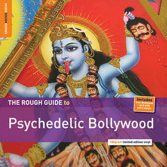 Compilation ‎– The Rough Guide To Psychedelic Bollywood - New Vinyl - (RSD) Record Store Day 2014 Ltd Ed 180 Gram (1200 Made)