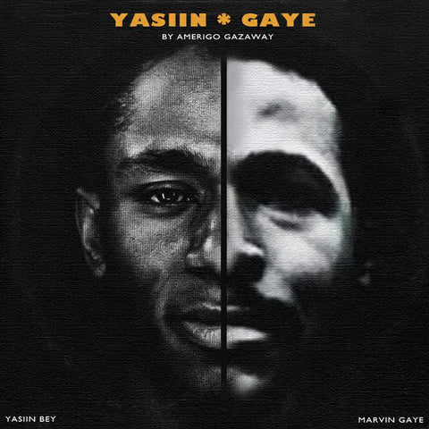 Amerigo Gazaway ‎– Yasiin Gaye: The Departure (Side One) New 2 Lp Record 2014 Europe Import Vinyl - Hip Hop / Funk Soul