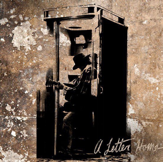 Neil Young - Letter Home - New Vinyl - 2014 (Jack White Produced)