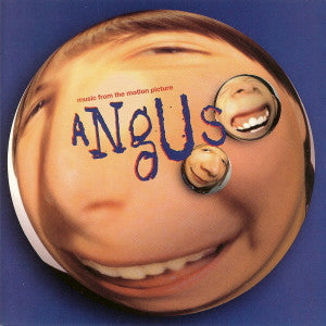 Soundrack - Angus - New Vinyl Record 2016 SRC Limited Edition Reissue Gatefold LP on Translucent Blue Vinyl