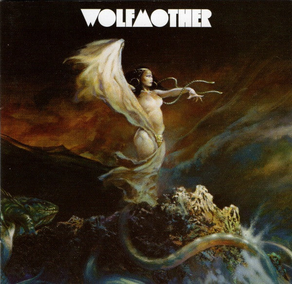 Wolfmother ‎– Wolfmother - New 2 Lp Record 2015 Modular Deluxe 10th Anniversary 180 gram Vinyl with Download - Hard Rock / Psychedelic Rock