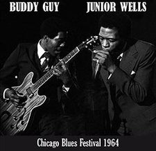 Buddy Guy / Junior Wells - Chicago Blues Festival 1964 - New Vinyl DOL UK Import Press 180gram Vinyl - Blues