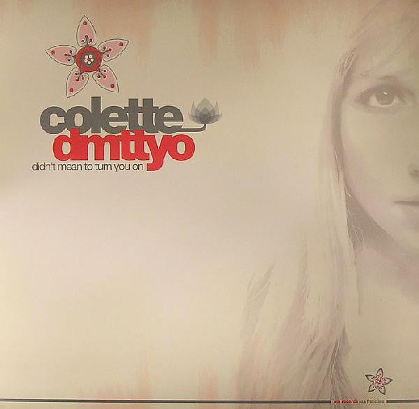 "Colette – Didn't Mean To Turn You On - VG+ 12"" USA 2005 - Chicago House"