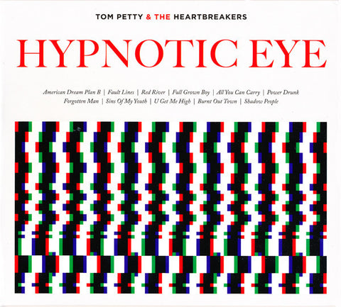 Tom Petty & The Heartbreakers - Hypnotic Eye - New Vinyl Record 2014 USA w/MP3 - Rock