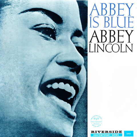 Abbey Lincoln ‎– Abbey Is Blue (1959) - New Lp Record 2011 USA Mono Vinyl - Jazz