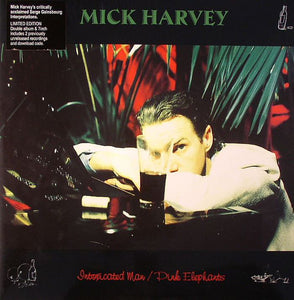 "Mick Harvey - Intoxicated Man / Pink Elephants - New 2 Lp Record 2014 USA Vinyl & 7"" & Download - Pop / Lounge / Experimental"