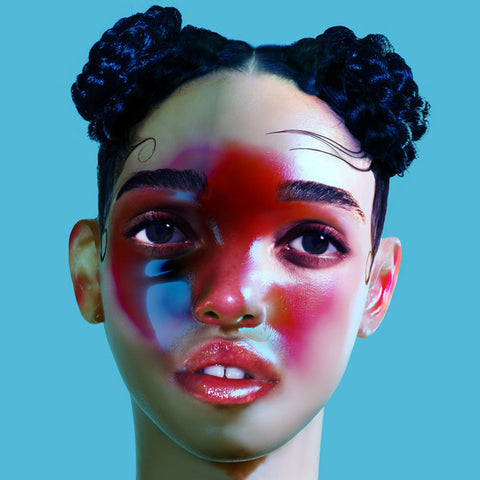 FKA twigs - LP1 - New Lp Record 2014 Young Turks USA & Download - Electronic / Downtempo / Ethereal