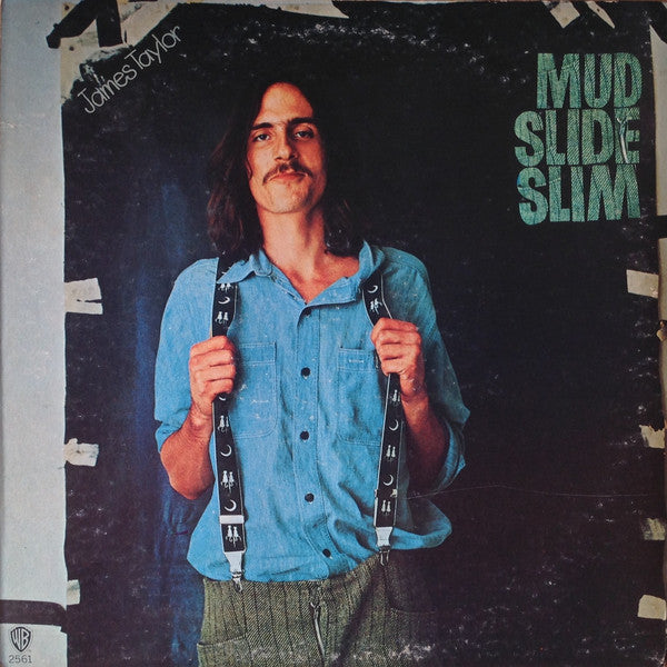 James Taylor - Mud Slide Slim And The Blue Horizon - Mint- 1971 Stereo USA (Green Label Original Press) - Rock