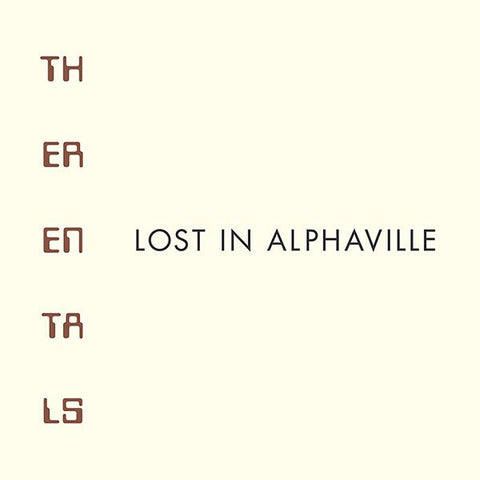 The Rentals ‎– Lost In Alphaville - New Cassette Tape 2014 USA (Limited Edition) - EMO - Rock