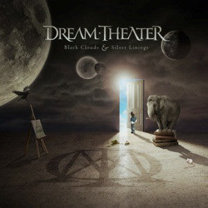 Dream Theater - Black Clouds & Silver Lining - New Vinyl Record 2013 Gatefold 2-LP 180gram Vinyl - Prog Metal / Rock