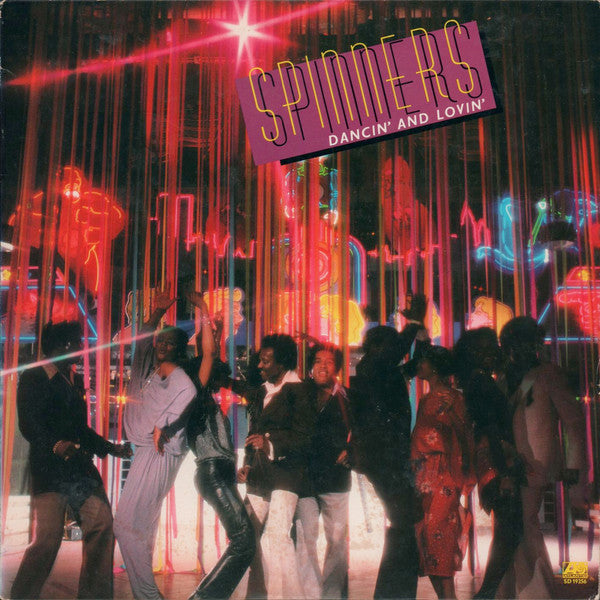 Spinners ‎– Dancin' And Lovin' - Mint- Stereo 1979 USA - Disco/Funk