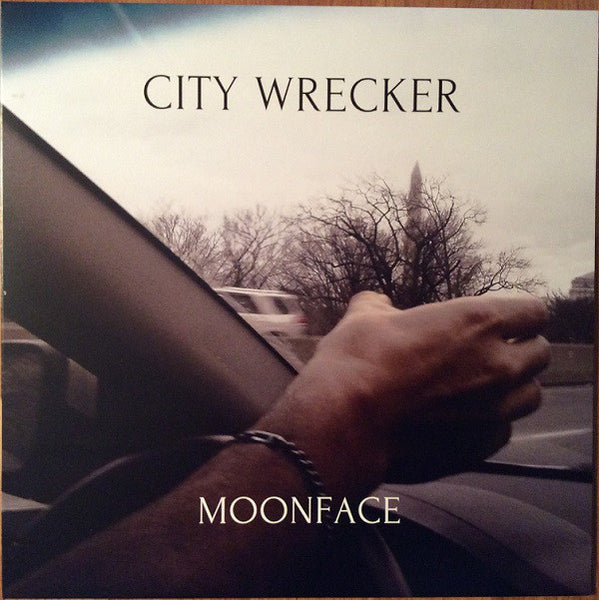 Moonface - City Wrecker - New Ep Record 2014 Jagjaguwar Vinyl & Download - Indie Rock / Alternative Rock