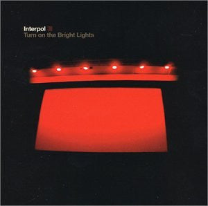 Interpol - Turn on the Bright Lights - New LP Record 2014 Matador Vinyl  - Indie / Rock