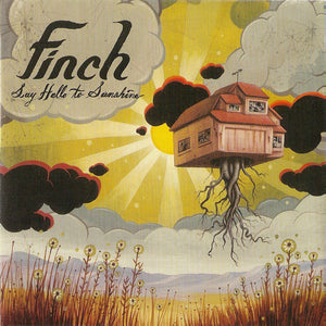 Finch - Say Hello to Sunshine - New Vinyl Record 2016 SRC Limited Edition Reissue Gatefold 2-LP on Grey / Marble Vinyl - Post-Hardcore / Indie Rock / Emo