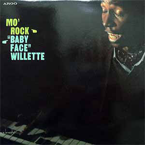 'Baby Face' Willette – Mo' Rock - VG 1964 USA Mono (Original Press) - Jazz - B20-068 - Shuga Records Chicago