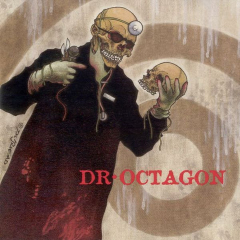 Dr. Octagon - Dr. Octagonecologyst (1996) - New 2 Lp Record 2014 Deluxe USA Vinyl - Rap / HipHop