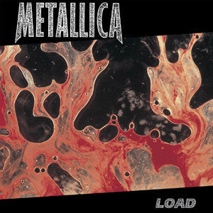 Metallica - Load (1996) - New 2 Lp Record 2014 Blackened USA Vinyl - Hard Rock
