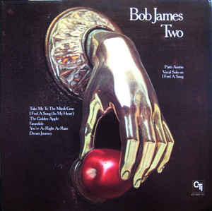 Bob James ‎– Two - VG+ LP Record 1975 Stereo Original USA - Jazz / Funk