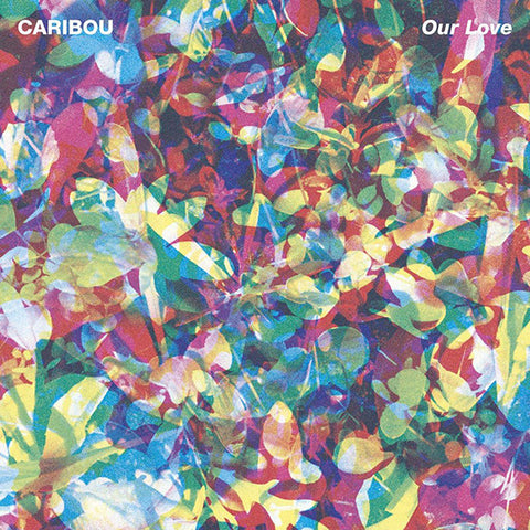 Caribou - Our Love - New Lp Record 2010 Merge USA 180 gram Vinyl & Download - Psychedelic Rock / Synth-pop
