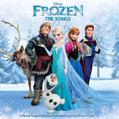 Frozen: The Songs / Various - New Vinyl 2014
