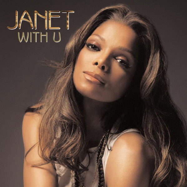 "Janet Jackson ‎– With U - New Vinyl Record 12"" Single 2007 - Soul/Pop"
