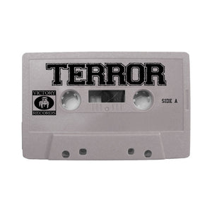 Terror - Live By The Code - New Cassette 2016 Victory Records Limited Edition Grey Tape (150 Made) - Hardcore