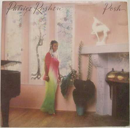 Patrice Rushen ‎– Posh - VG Lp Record 1980 USA - Disco / Soul