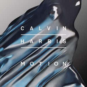 Calvin Harris - Motion - New 2 Lp Record 2014 USA Vinyl   - Electronic / House