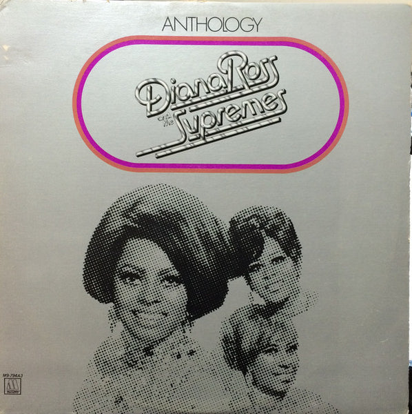 Diana Ross & The Supremes ‎– Anthology - Mint- 3 Lp Record 1974 USA Vinyl - Soul / R&B