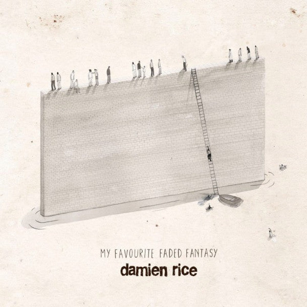 Damien Rice - My Favourite Faded Fantasy - New 2 Lp Record 2014 USA Vinyl & Download - Indie Rock / Folk Rock