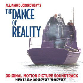 Adan Jodorowsky ‎– The Dance Of Reality (Original Motion Picture) - New Lp Record 2014 USA Vinyl - Soundtrack