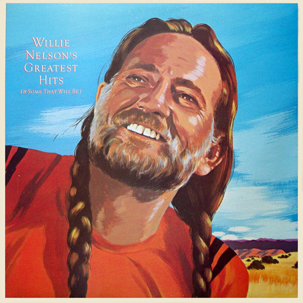Willie Nelson - Greatest Hits and Some that Will Be - VG+ Lp Record Stereo 1981 2 Lp Set USA - Country