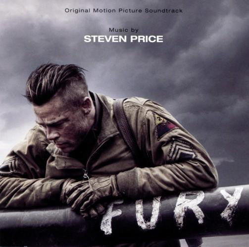 "Steven Price - Fury (Soundtrack) - New 10"" Vinyl 2015 RSD - Packaged in a die-cut WWII 'V-Disc' replica slipcase, 9 tracks including 2 exclusive tracks, w/ Download - Limited to 1000 Copies"