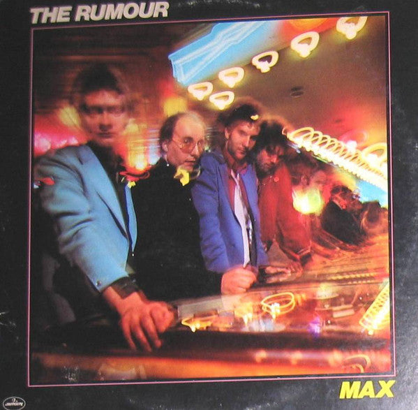 The Rumour ‎– Max - Mint- Stereo USA 1977 - Rock
