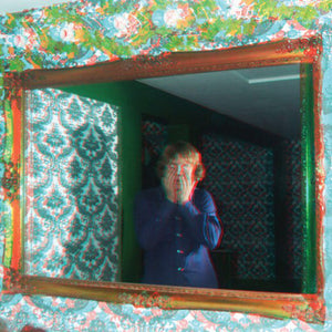 "Ty Segall ‎– Mr. Face - New 2x 7"" Ep Record 2015 USA 2x7"" Red & Blue Vinyl & Download - Psychedelic Rock / Garage Rock"