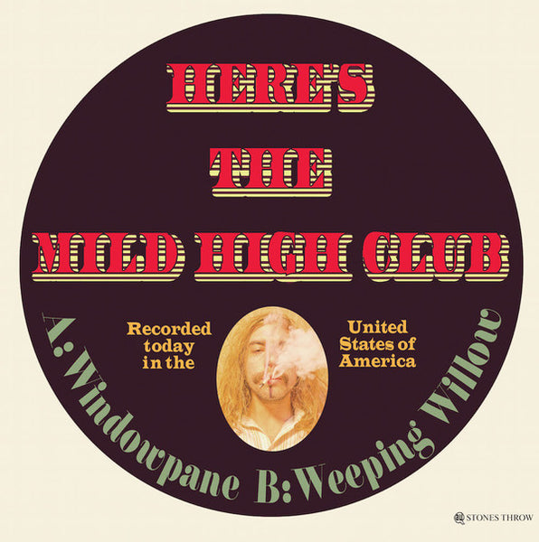 The Mild High Club ‎– Windowpane / Weeping Willow - New Vinyl 2015 USA - Rock/Psych