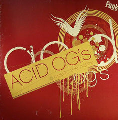 "Acid O.G.'s ‎– True To The Name - Mint- 12"" Single 2006 - Chicago Acid House"