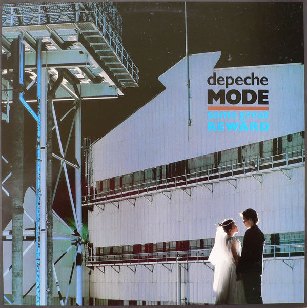 Depeche Mode - Some Great Reward - New Lp Record 2014 USA 180 gram Vinyl - Synth-pop