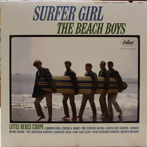 The Beach Boys - Surfer Girl (1963) - New Lp Record 2014 Analogue Productions/Capitol USA Mono Vinyl - Pop Rock / Surf