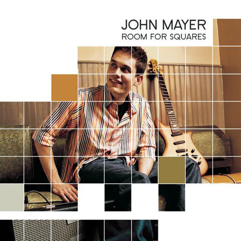 John Mayer - Room For Squares - New Lp Record 2001 Aware / CBS USA Vinyl - Alternative Rock / Indie Rock