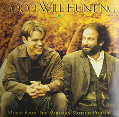 Elliott Smith/Dandy Warhols/Luscious Jackson/Danny Elfman - Various ‎– Good Will Hunting (Music From Motion Picture) - New Vinyl 2 Lp Set - 2015 Press - Soundtrack