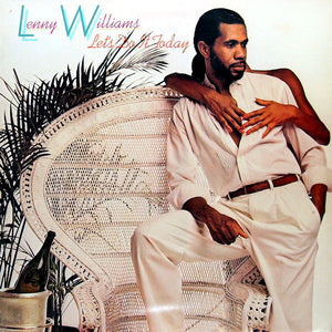 Lenny Williams - Let's Do It Today - Mint- Stereo 1980 MCA USA R&B - B2-097