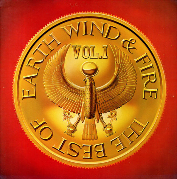 Earth Wind & Fire - The Best Of Vol. 1 - New Vinyl Record 2015 Record Store Day Black Friday Limited Edition (2800 Copies) Picture Disc - Funk / Soul