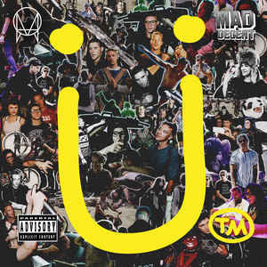 Jack Ü ‎– Skrillex And Diplo Present Jack Ü - New LP Record 2015 Atlantic Europe Import Yellow Vinyl & CD - Electronic / Dubstep / Trap