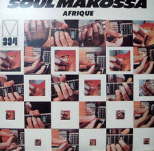 Afrique – Soul Makossa - VG (VG- Cover) 1973 Stereo USA - Soul/Funk/Blues