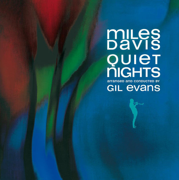 Miles Davis - Quiet Nights (1963) - New Vinyl 2015 (Europe Import 180 gram) - Jazz