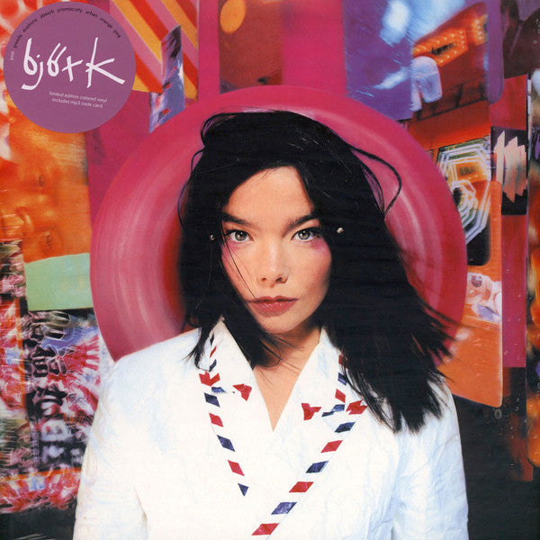 Bjork ‎– Post (1995) - New Vinyl Record 2015 Press - 180 Gram With Download - Electronic/Leftfield