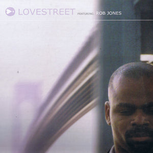 "Lovestreet Featuring Rob Jones ‎– Move Me / Something In My Soul - Mint- 12"" Single 1999 - Chicago Deep House"