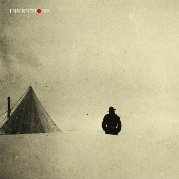 Inventions - Maze of Woods - New Lp Record 2015 USA  Vinyl & Download - Rock